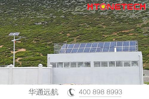 雨季到来,华通远航太阳能供电系统助力水库大坝监控管理~