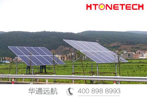 助力农耕,华通远航农田灌溉监控太阳能供电系统少不了~