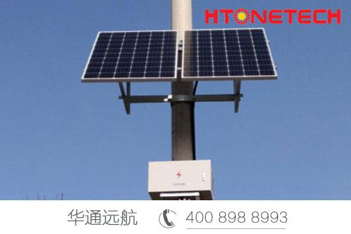 大气环境监控好帮手——华通远航风光互补供电系统