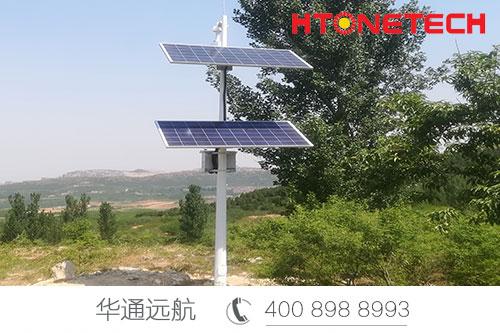 稳定安全——少不了华通远航公园监控太阳能供电系统