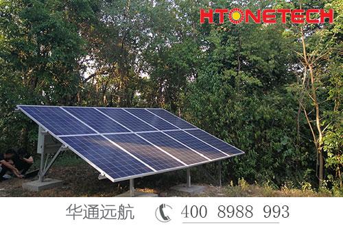 太阳能森林防火监控系统保持24小时续航
