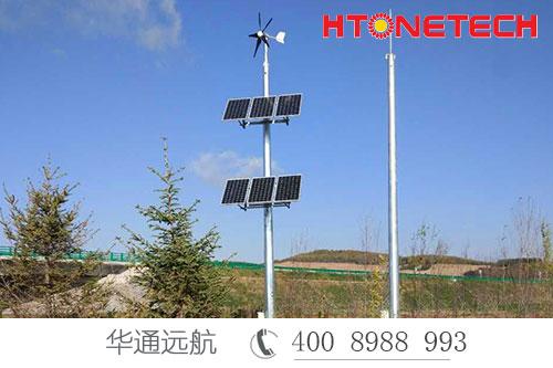 高速公路监控供电选华通远航太阳能供电解决方案