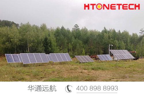 极寒||大兴安岭生态环境保护监测——华通远航太阳能供电整体解决方案