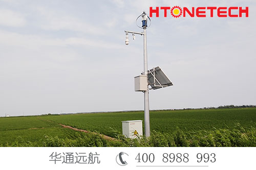 太阳能监控一站式服务我们在行——华通远航太阳能供电系统