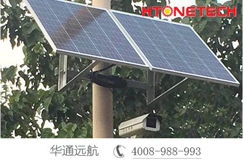 监控太阳能发电系统24小时不间断供电一站式用电解决方案