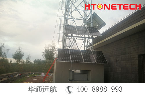 遗址保护||渤海上京龙泉府遗址保护项目——监控太阳能供电系统
