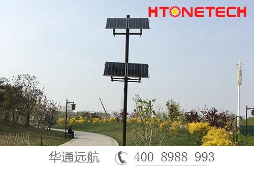 景区视频监控供电,新能源保证用电的同时更环保