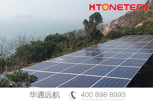 太阳能森防系统供电安全——我护航