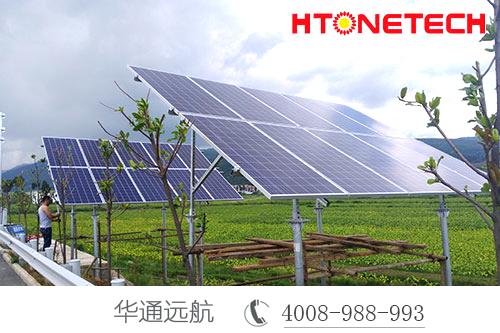 道路监控摄像机供电用华通远航太阳能供电系统