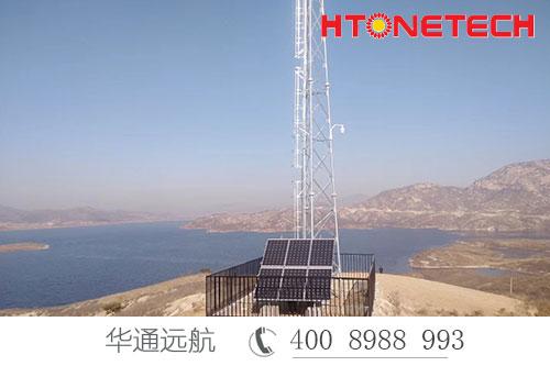 水库监控系统太阳能供电解决方案
