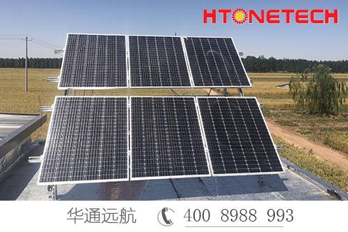 河北  天然气管道阀室供电系统——太阳能视频监控