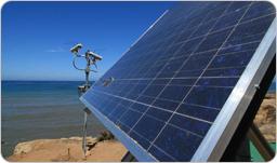 太阳能监控供电系统