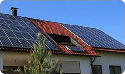 屋顶电站系统