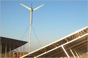 风光互补供电系统