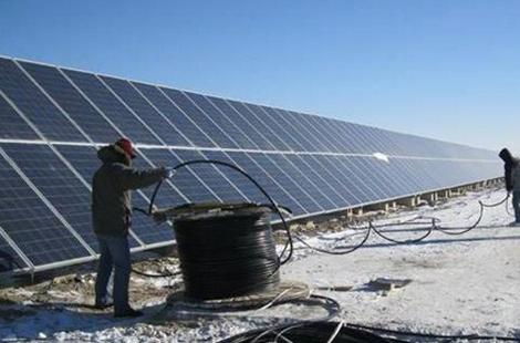 太阳能供电方案,太阳能屋顶发电,太阳能光伏电站系统