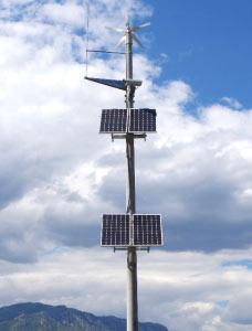 高速公路太阳能供电