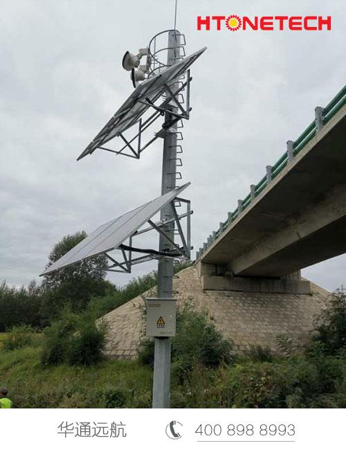 高速公路低功耗监控