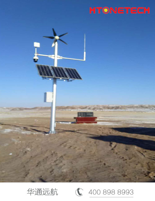 太阳能供电