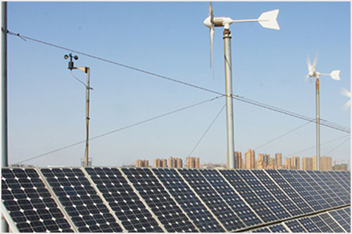 离网型风光互补供电系统