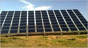 太阳能农业供电系统