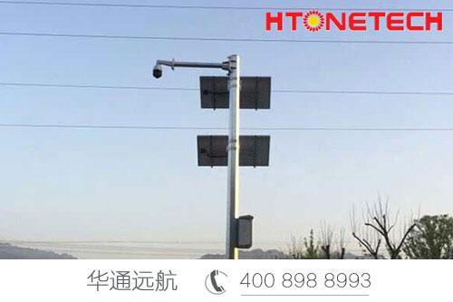 河道监控供电