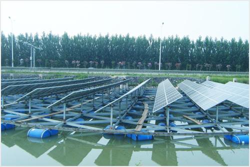 太阳能视频监控发电系统