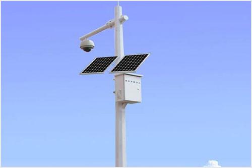 太阳能供电系统 看河北张涿高速公路怎么选