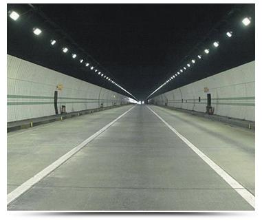 隧道无极调光系统